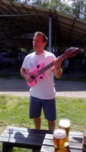 Přišel i kytarista (Marcel Kotásek)