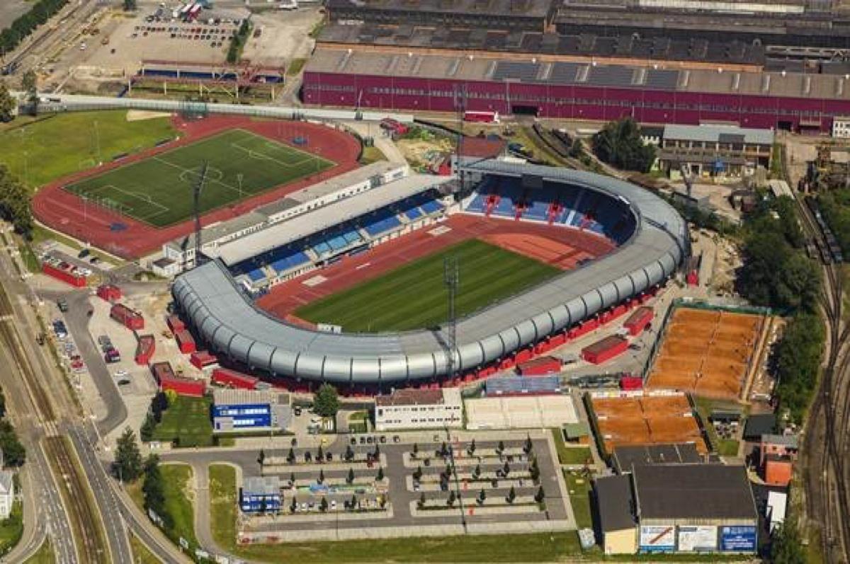 Hlasujete pro stadion, hlasujte pro Ostravu!!!