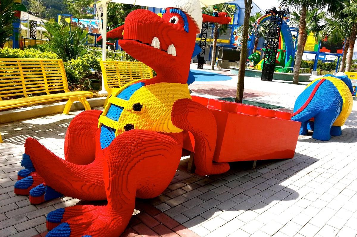 Třídenní zájezd do Legolandu