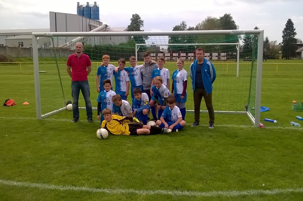 Fotbal: Fotka mladších žáků