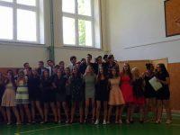 Video: Rozlučka na ZŠ Paskovské
