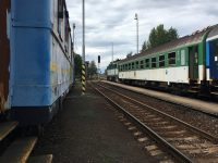 Výluka na trati Paskov – Lískovec UFrýdku – 17.5.2018