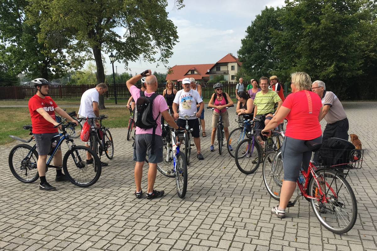 Výlet na kolech: Olešná 2019 – 1.6.2019