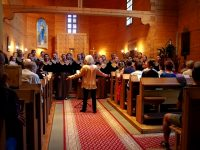 Videa zkoncertu vkostele sv.Kateřiny