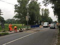 Modernizace semaforu uškoly III.