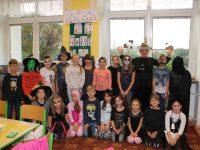 Halloween na základní škole