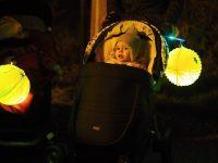 Vypouštění lampionů štěstí a lampionový průvod