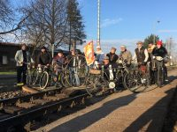 Naši velocipedisté navštívili Paskov