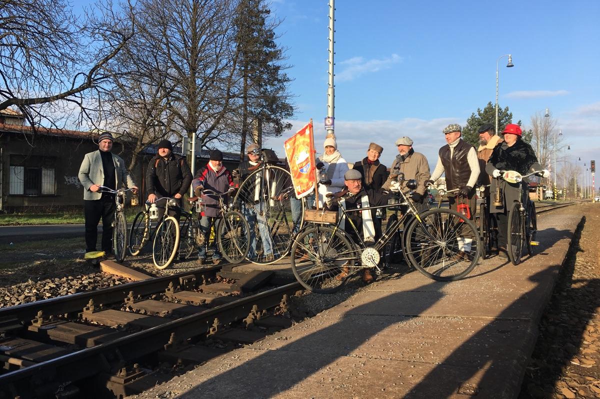 I letos přivezou Betlémské světlo velocipedisté – 16.12.2018