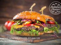 Burger weekend ve Stodole: 4.5.-8.5.2018