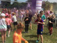 FOTO, VIDEO: Děti ze školní družiny prošly Dračí arénou