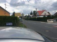 Omezený výjezd na Paskovskou ulici