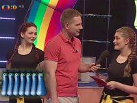 (VIDEO): Naše škola vtelevizním pořadu Bludiště II