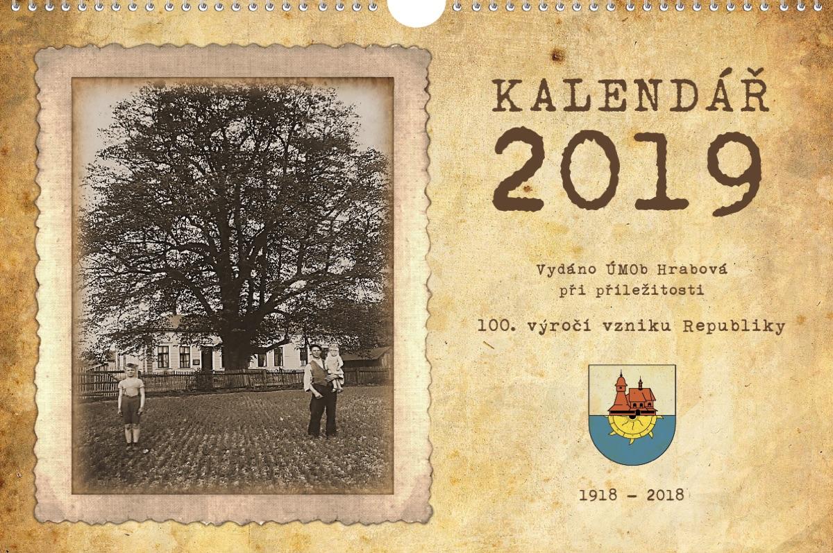 (FOTO) Podkladový materiál kvytvoření kalendáře 2019