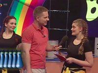 (VIDEO): Naše škola vtelevizním pořadu Bludiště