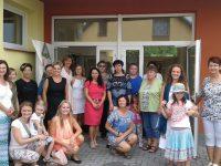 Slavnostní otevření mateřské školy