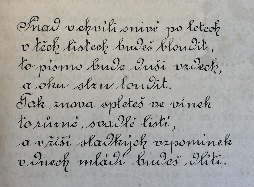 Pamětní kniha Dělnické tělovýchovné jednoty Hrabové (1924-1933) je nyní ke stažení