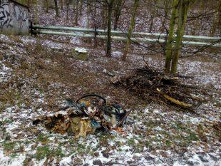 ZmapujTo: Drobný nepořádek vokolí Hrabovjanky
