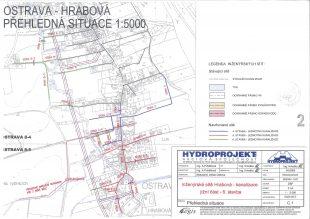 Kanalizace Hrabová: Odpověď na dotaz vznesený na zasedání ZMO dne 18.9.2019