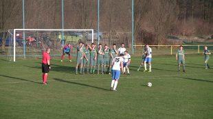 (VIDEO) Fotbal: Hrabová nakonec dokázala zvítězit