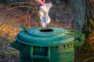 Návrh na umístění nových odpadkových košů (nejen) na Šídlovci