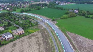 (VIDEO) Aktuální informace kotevření prodloužené Mostní