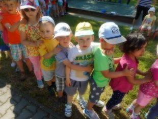 (FOTO) Poděkování za dětský den vMŠ Klubíčko