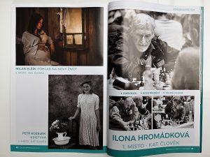 Další úspěch Ilony Hromádkové ve fotosoutěži