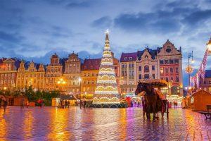 Wroclaw - vánoční atmosféra a vyhlášené trhy | zdroj: globustravel.cz