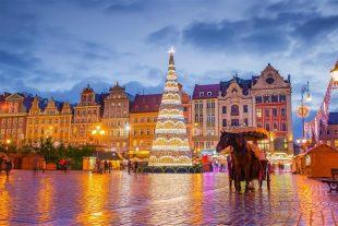 Zájezd na vánoční trhy do Wroclavi – 7.12.2019