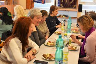 (FOTO) Petr Žižka: Hasiči oslavili Mezinárodní den žen
