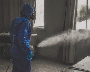 Dezinfekce pro občany ahasiče? Uvidíme…