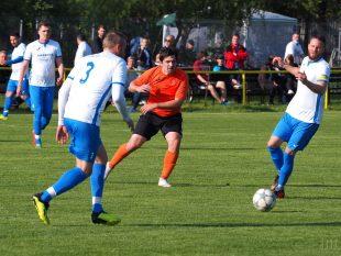 (FOTO): První letošní zápas našich fotbalistů