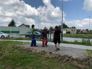 (FOTO) Sdílená kola již brzy ivHrabové