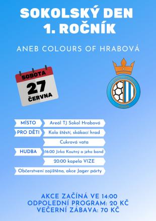 TJ Sokol Hrabová: Sokolský den – 27.6.2020