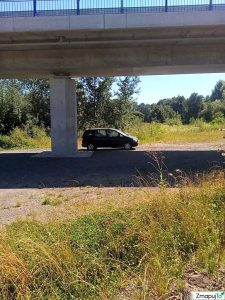 """#170032: Auto s """"nájemníkem"""" se od Hrabovjanky přesunulo na ulici K Nadjezdu"""