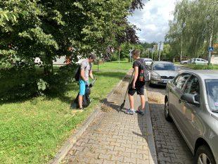 Městský obvod Hrabová má své technické služby
