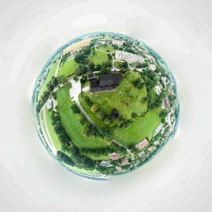 (FOTO) Hrabová pohledem přes kouli