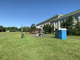 (FOTO) Třetí etapa úpravy prostor školní zahrady je ukonce