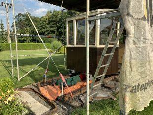 (VIDEO) Hrabovská tramvaj se připravuje na zvednutí
