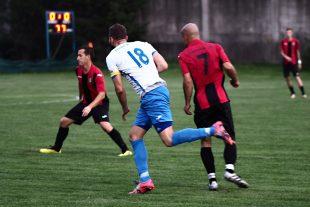(FOTO) Fotbal: TJ SOKOL Hrabová vs FC Ostrava-Jih