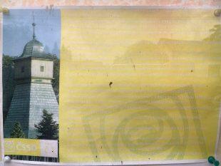 Zelená Hrabová: Stav obecních vitrín na území Hrabové