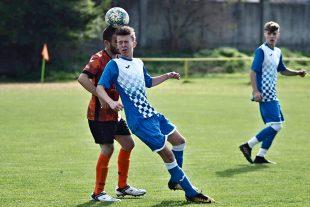 (FOTO) TJ Sokol Hrabová : FC Slavia Michálkovice (dorost)