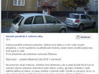 Facebooková skupina Hrabové