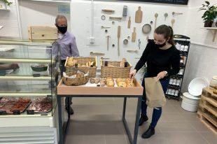 (FOTO) Nová prodejna Lahůdky Hrabová byla dnes otevřena