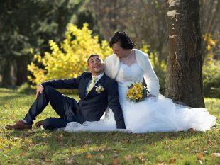 (FOTO) Fotbalista Martin Pivko vstoupil do svazku manželského