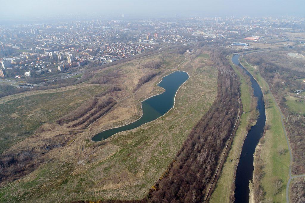 Halda Hrabůvka - území pro H2 City District | Zdroj: Vítkovice a.s.