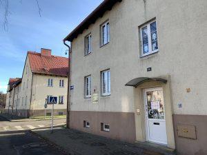 Budova školky na ulici Příborská