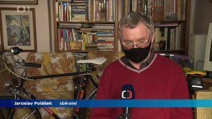 (VIDEO) Česká televize natáčela vklubovně našich velocipedistů zHrabové