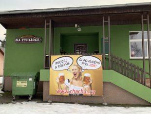 Restaurace na Vyhlídce začala srozvážkou čepovaného piva
